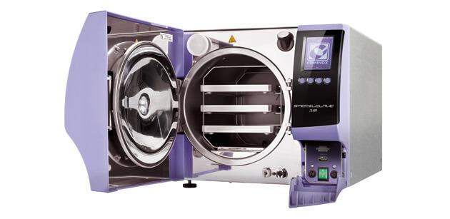 Оборудование для стерилизации инструмента
